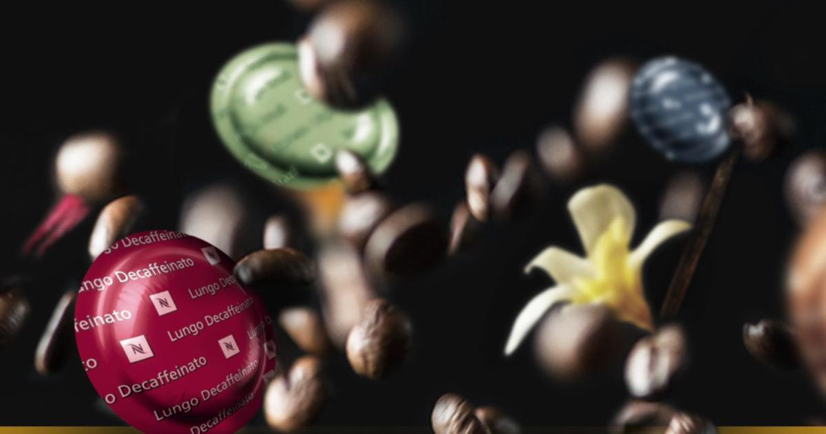 we for nespresso capsule